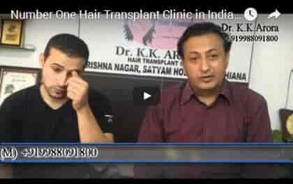 watch our new hair transplant videos
